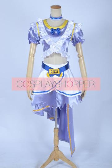 Love Live! 6th Single Music S.T.A.R.T!! Umi Sonoda Cosplay Costume