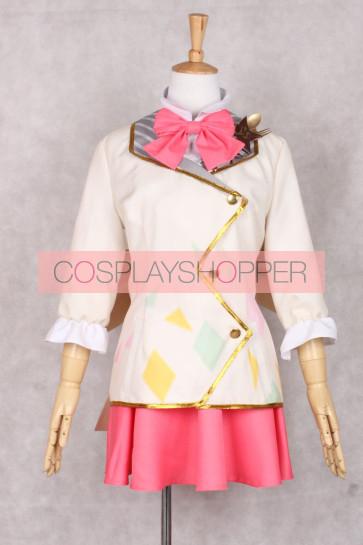Love Live! SR Valentine's Day Nico Yazawa Cook Cosplay Costume