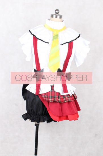 Love Live! School Idol Project Rin Hoshizora Cosplay Costume