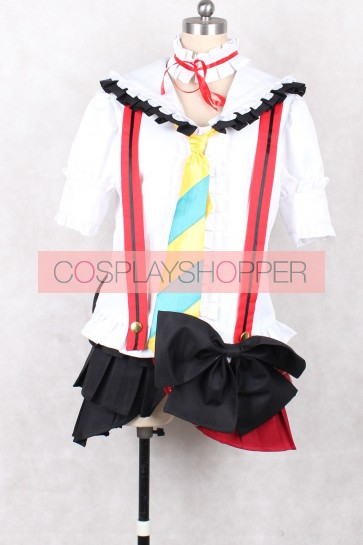 Love Live! Rin Hoshizora Uniform Cosplay Costume