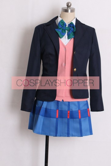 Love Live! School Uniform Cosplay Costume
