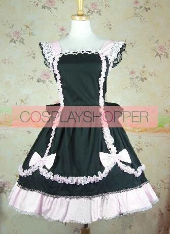 Elegant Sleeveless Bow Sweet Lolita Dress