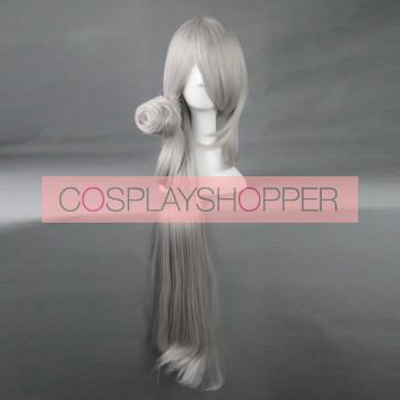 Grey 80cm Touken Ranbu Imanotsurugi Cosplay Wig