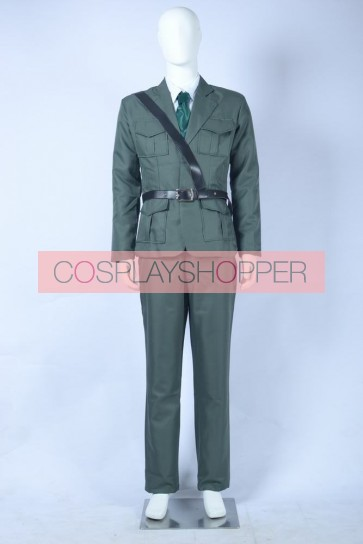 Axis Powers Hetalia England Cosplay Costume