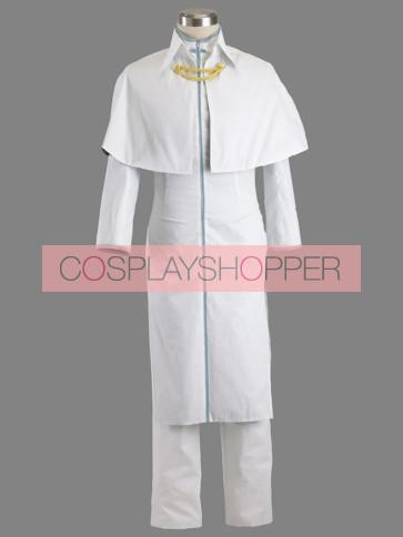 Bleach Uryu Ishida Cosplay Costume