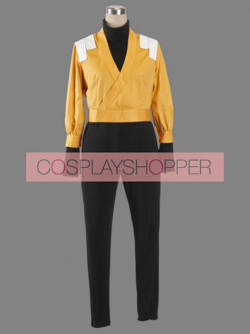 Bleach Yoruichi Shihoin Orange Cosplay Costume