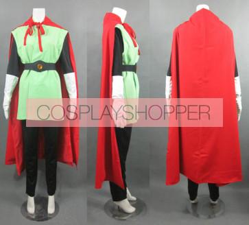 Dragon Ball Great Saiyaman Kid Edition Cosplay Costume