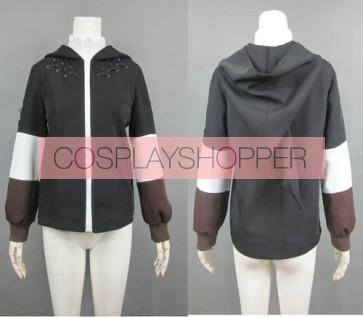 The Legend of Zelda Link Black Jacket Cosplay Costume