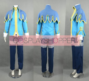 Fairy Tail Lyon Vastia Cosplay Costume