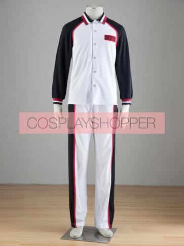Kuroko no Basuke Seirin Sports Uniform Black Cosplay Costume