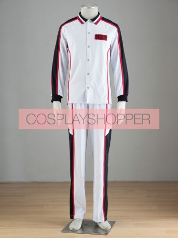 Kuroko no Basuke Seirin Sports Uniform Cosplay Costume