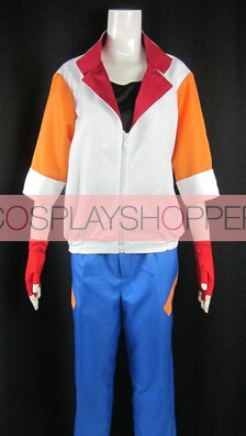 NG Knight Lamune & 40 Baba Ramune Cosplay Costume