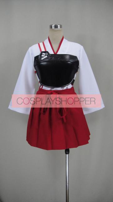 Kantai Collection KanColle Shoukaku Cosplay Costume