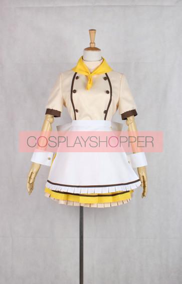 Love Live! Nozomi Tojo COCO'S Maid Cosplay Costume