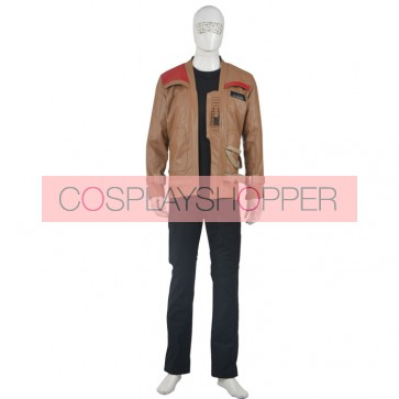 Star Wars: The Force Awakens Finn Cosplay Costume