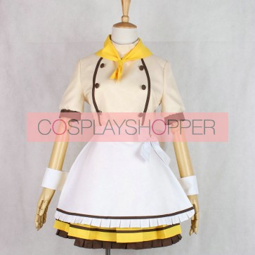 Love Live! Honoka Kosaka COCO'S Maid Cosplay Costume
