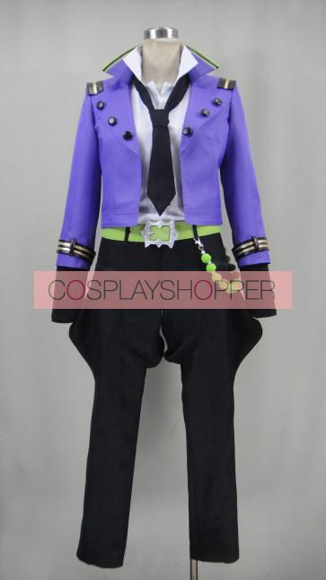 Bubuki Buranki Hiiragi Nono Cosplay Costume
