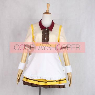 Love Live! Kotori Minami COCO'S Maid Cosplay Costume