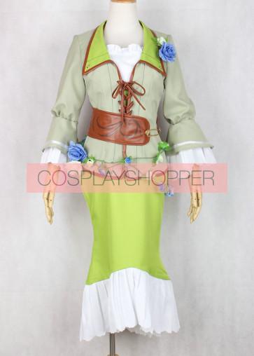 Love Live! Umi Sonoda Land of Fairies Ver. Cosplay Costume
