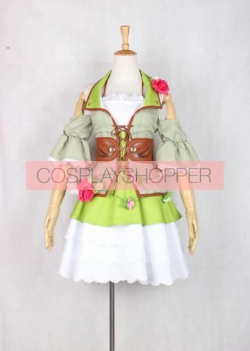 Love Live! Nico Yazawa Land of Fairies Ver. Cosplay Costume