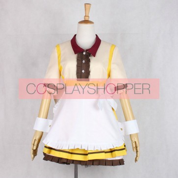 Love Live! Eli Ayase COCO'S Maid Cosplay Costume