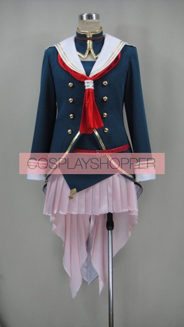Haruka: Beyond the Stream of Time 6 Cosplay Costume