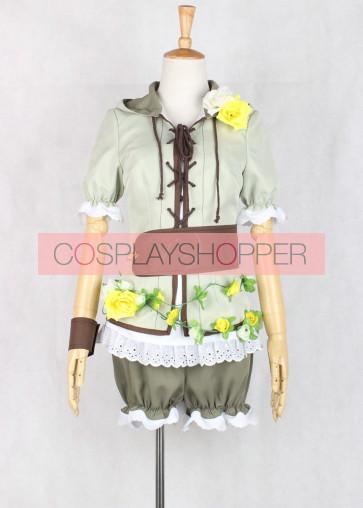 Love Live! Rin Hoshizora Land of Fairies Ver. Cosplay Costume