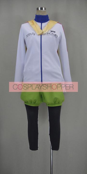Prince of Stride Hozumi Kohinata Cosplay Costume