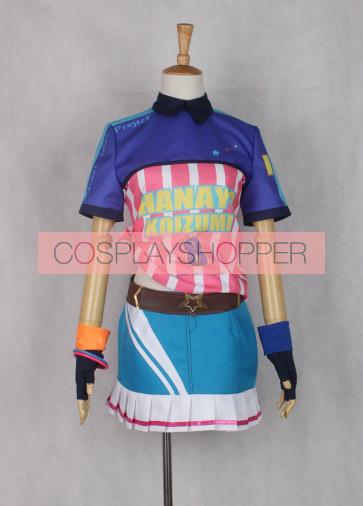 Love Live! Hanayo Koizumi Baseball Ver. Cosplay Costume