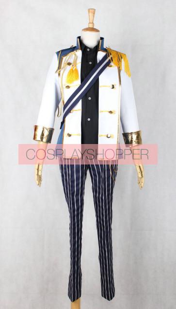Ensemble Stars Knights Leo Tsukinaga Cosplay Costume