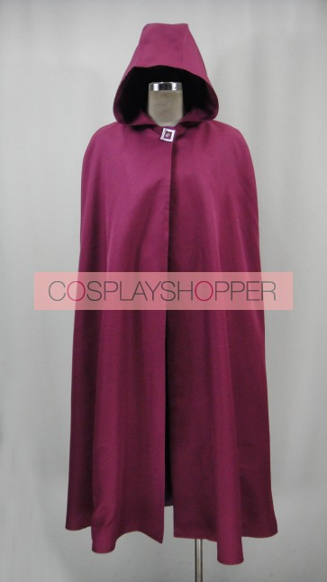 Sword Art Online Asuna Yuuki Cosplay Cloak
