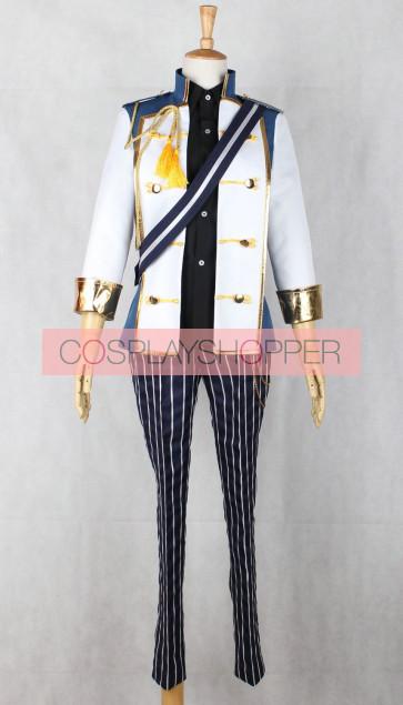 Ensemble Stars Knights Arashi Narukami Cosplay Costume