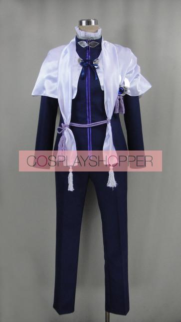Touken Ranbu Juzumaru Tsunetsugu Cosplay Costume