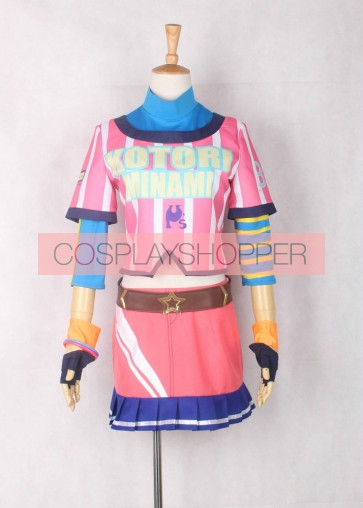 Love Live! Kotori Minami Baseball Ver. Cosplay Costume