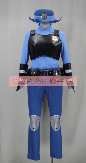 Zootopia Judy Hopps Cosplay Costume - Version 3