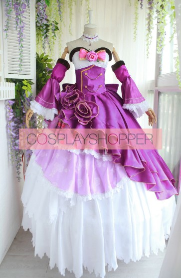 Love Live! Nozomi Tojo Ball Ver. Cosplay Costume