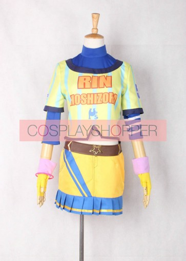 Love Live! Rin Hoshizora Baseball Ver. Cosplay Costume