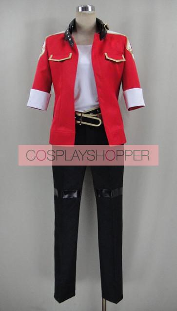 100 Sleeping Princes & the Kingdom of Dreams Avi Uniform Cosplay Costume