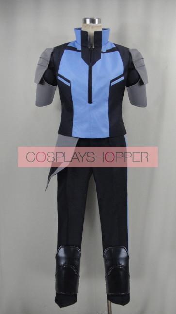 RWBY Mercury Black Cosplay Costume