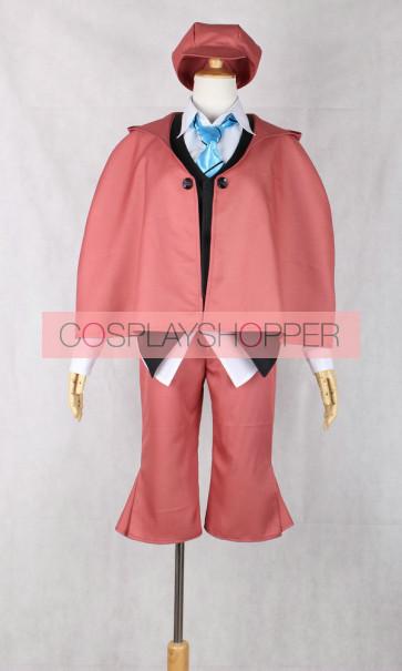Bungo Stray Dogs Rampo Edogawa Cosplay Costume