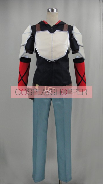 RWBY Jaune Arc Cosplay Costume