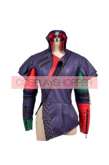 Descendants Mal Coat Cosplay Costume
