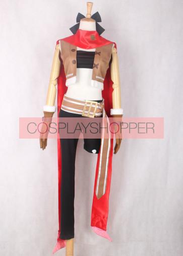 Re:Zero Felt Cosplay Costume