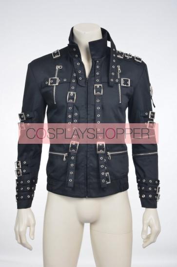Michael Jackson Bad Coat Cosplay Costume