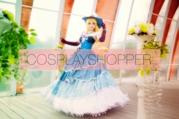 Love Live! Eli Ayase Ball Ver. Cosplay Costume