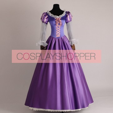 Tangled Rapunzel Princess Cosplay Costume