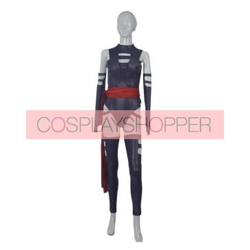 X-Men: Apocalypse Psylocke Cosplay Costume
