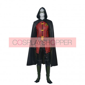 Justice League vs. Teen Titans Cosplay Costume
