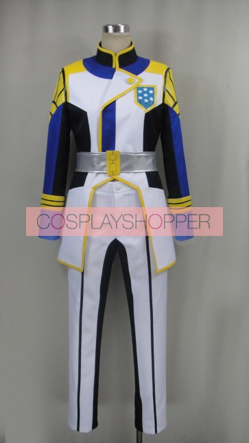 Mobile Suit Gundam: Iron-Blooded Orphans McGillis Fareed Cosplay Costume