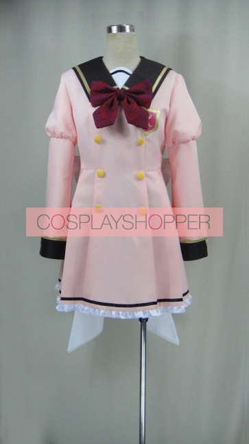 Battle Girl High School Uniform Cosplay Costume